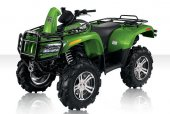 2010 Arctic Cat MudPro 700 H1 EFI photo