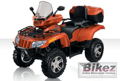 2010 Arctic Cat TRV 700 H1 EFI Cruiser photo
