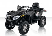 2010 Arctic Cat TRV 1000 H2 LE photo