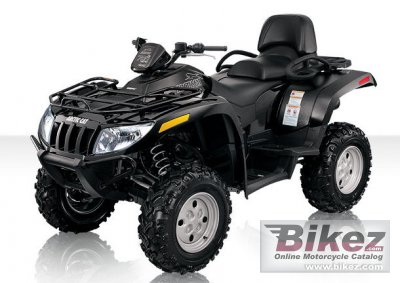 2010 Arctic Cat TRV 700 H1 EFI photo
