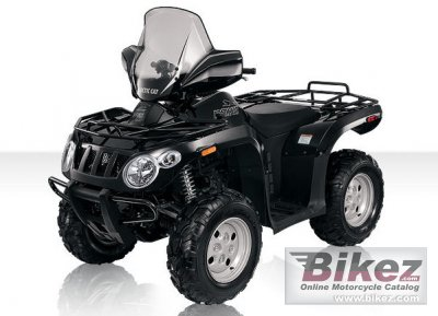 2010 Arctic Cat 366 SE