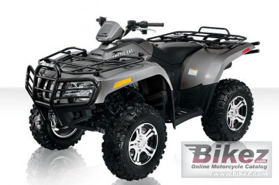 2010 Arctic Cat 550 S LTD