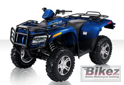 2010 Arctic Cat 700 S LTD