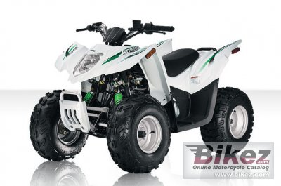 2010 Arctic Cat 90 DVX Youth