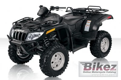 2010 Arctic Cat Super Duty Diesel