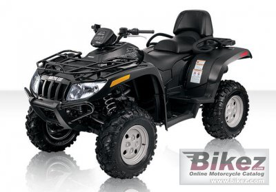 2010 Arctic Cat TRV 400 H1