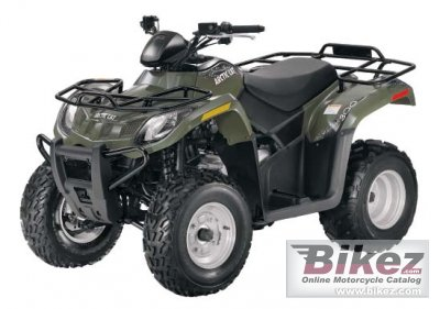 2011 Arctic Cat 300