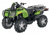 2011 Arctic Cat Mud Pro 1000 photo