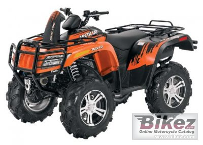 2011 Arctic Cat Mud Pro 700 photo