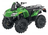 2011 Arctic Cat Mud Pro 650 photo
