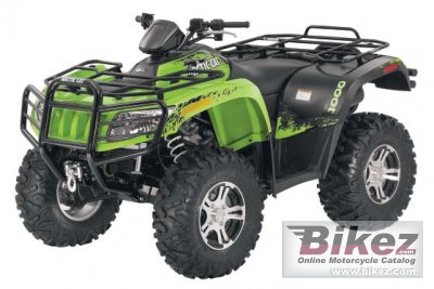2011 Arctic Cat 1000 LTD photo