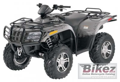 2011 Arctic Cat 550 LTD photo