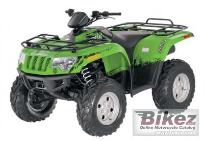 2011 Arctic Cat 550 photo