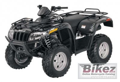 2011 Arctic Cat 700 S photo