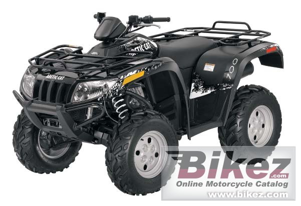 Arctic Cat 700 s