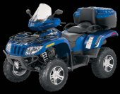 2011 Arctic Cat TRV 1000 Cruiser photo
