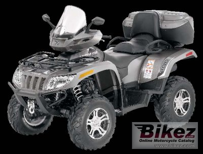 2011 Arctic Cat TRV 700 Cruiser photo