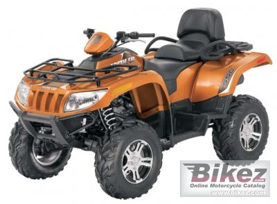 2011 Arctic Cat TRV 550 GT photo