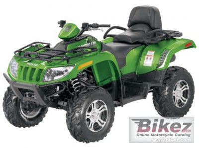 2011 Arctic Cat TRV 700 GT photo