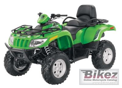 2011 Arctic Cat TRV 550 H1 EFI photo