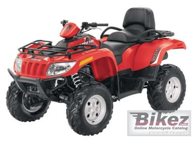 2011 Arctic Cat TRV 450 photo