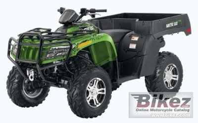 2011 Arctic Cat TBX 700 LTD photo