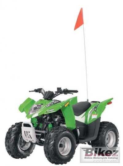 2011 Arctic Cat 90 DVX photo