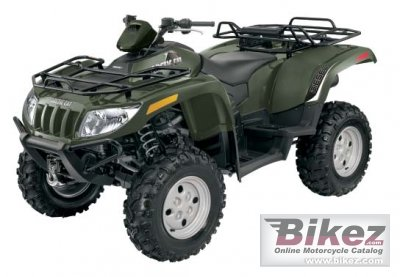 2011 Arctic Cat Super Duty Diesel