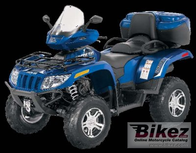2011 Arctic Cat TRV 1000 Cruiser