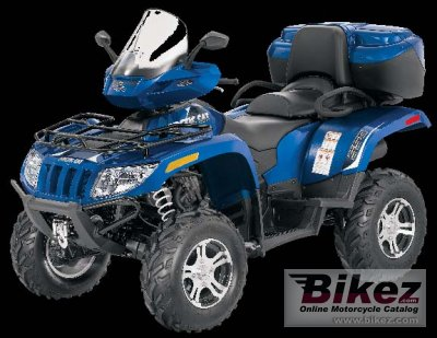 2011 Arctic Cat TRV 550 Cruiser