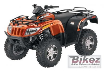 2012 Arctic Cat 1000i GT