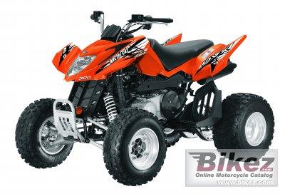 2012 Arctic Cat 300 DVX