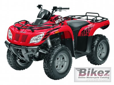 2012 Arctic Cat 350