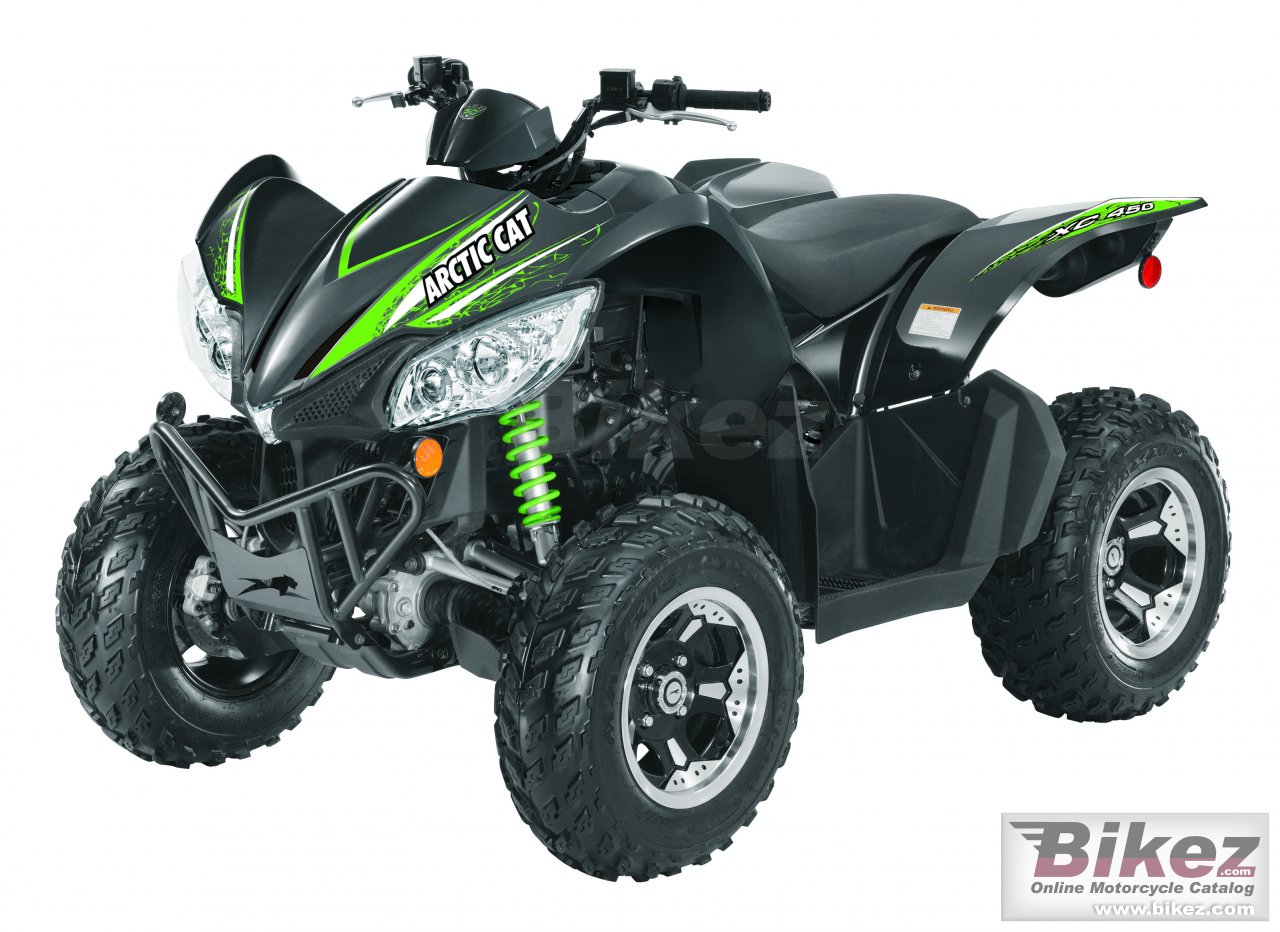 Arctic Cat xc 450i