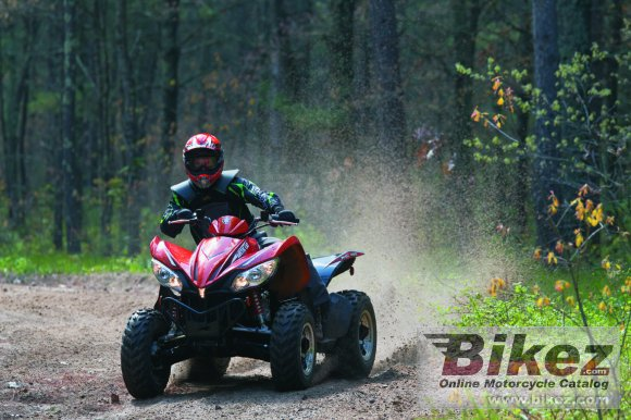 2012 Arctic Cat XC 450i