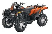 2012 Arctic Cat MudPro 1000i LTD