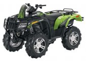 2012 Arctic Cat MudPro 700i LTD photo