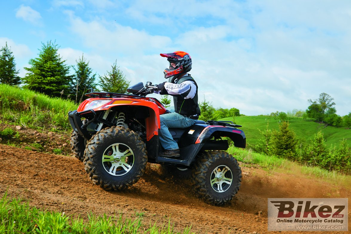 Arctic Cat 1000i GT