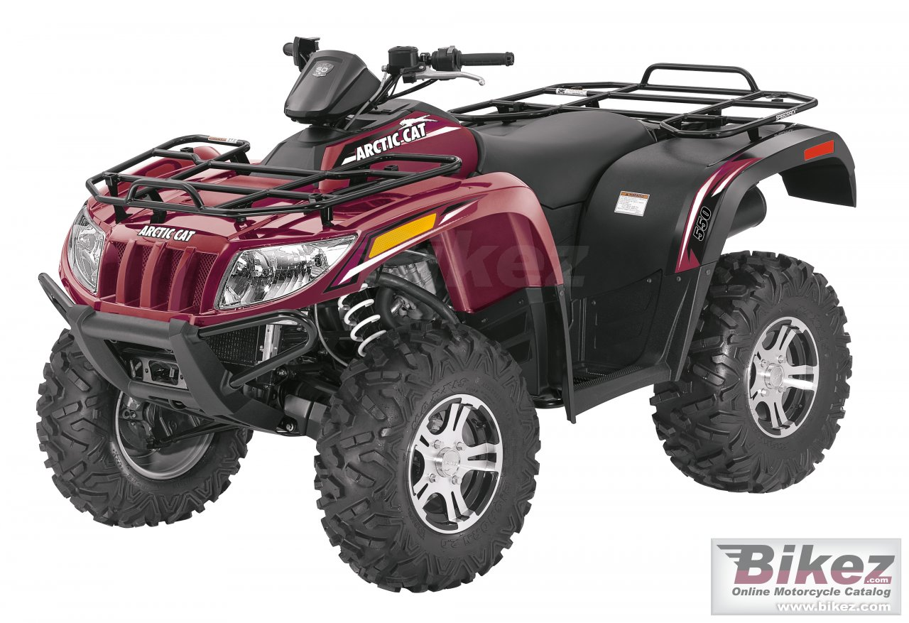 Arctic Cat 550i gt