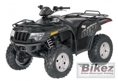 2012 Arctic Cat 450i photo