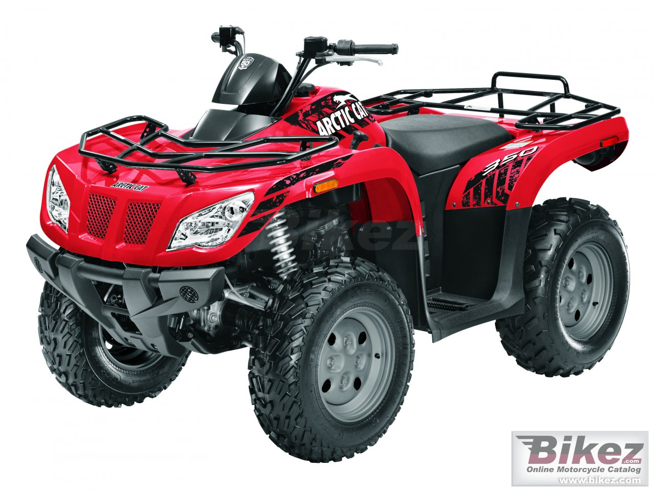 Big Arctic Cat 350 picture and wallpaper from Bikez.com