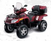 2012 Arctic Cat TRV 1000i Cruiser