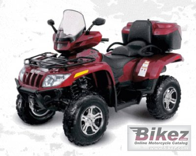 2012 Arctic Cat TRV 1000i Cruiser photo