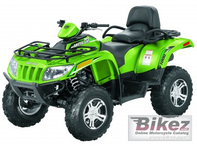 2012 Arctic Cat TRV 1000i GT photo