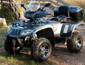 2012 Arctic Cat TRV 700i Cruiser