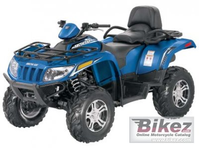 2012 Arctic Cat TRV 700i GT photo