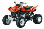 2012 Arctic Cat 300 DVX