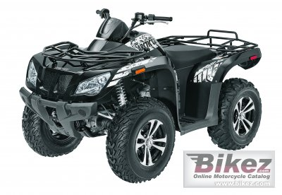 2012 Arctic Cat 425i SE photo