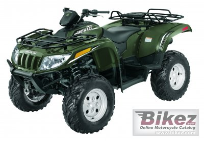 2012 Arctic Cat TRV 700 Diesel EFT photo