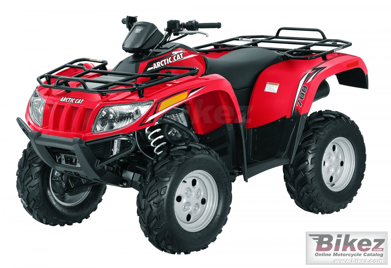 Arctic Cat 700i eft